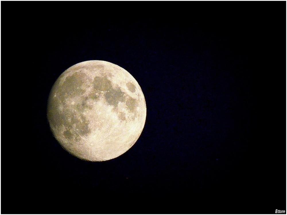 luna piena capri