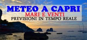 Previsioni Meteo Mare Venti a Capri