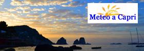 Capri: Previsioni meteo per mercoledì 16 Luglio