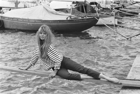 Brigitte Bardot capri