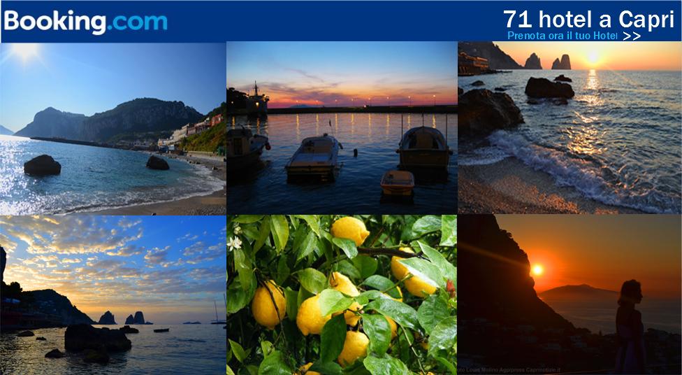 Capri holiday-vacanze a Capri