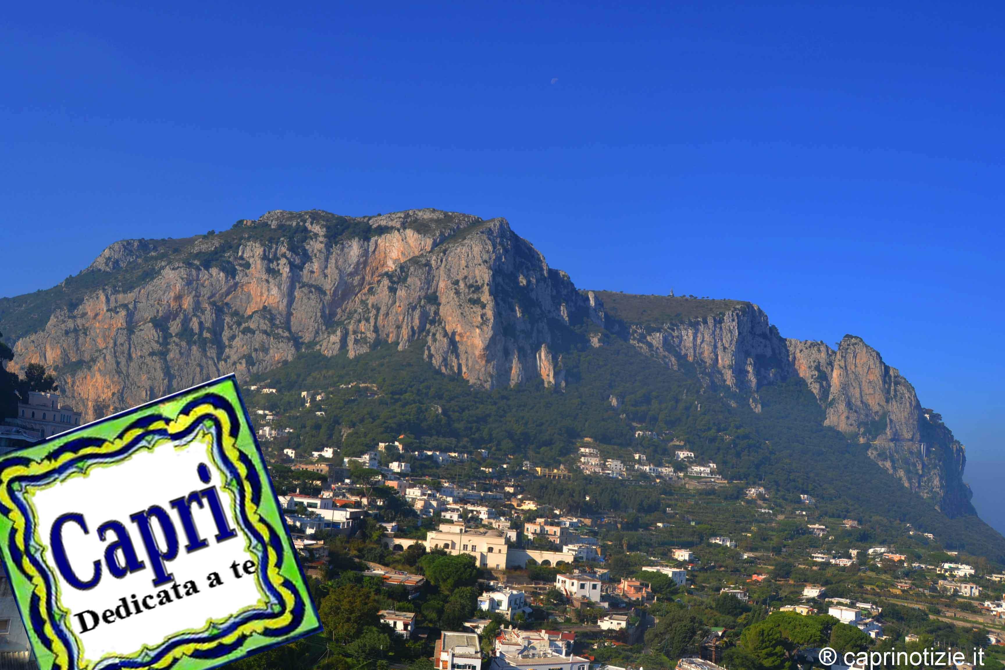 Vacanze a Capri: Hotel e Bed breakfast  aperti a Gennaio