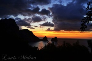 sensual foto di Capri Louis Molino