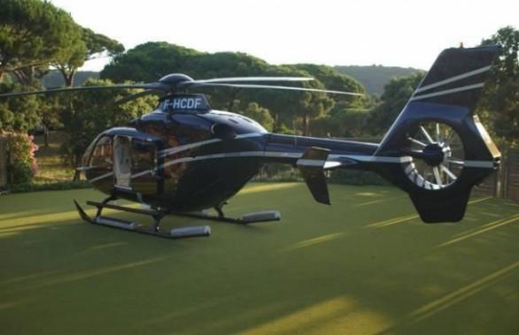 Elicottero Privato : Raggiungere capri elicottero caprinotizie