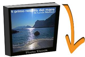 ebook foto di Capri Il primo respiro del mare