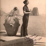 Grace Fields e l'amore  per  Capri in un video inedito del 1946
