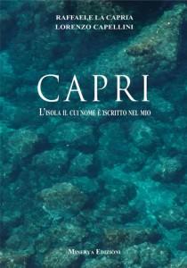 libro capri Capri. L'isola il cui nome è iscritto nel mio