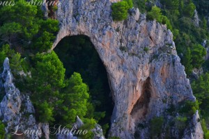 capri arco naturale photo foto