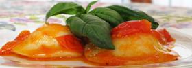 Ravioli Capresi o alla Caprese ? ricetta originale da Cookinbabba