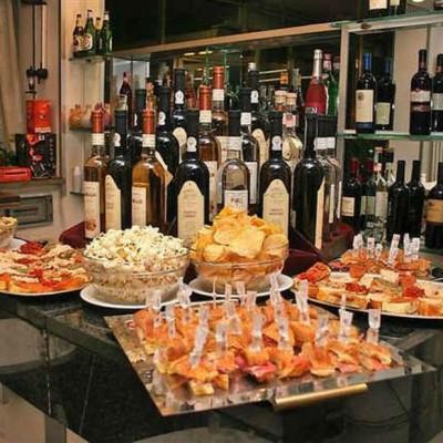 happy hour michelangelo capri ristorante