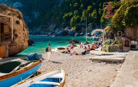 Meteo a Capri: un fine settimana di gran caldo e umidità