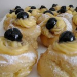 Da Capri l'Antica ricetta delle Zeppole di San Giuseppe