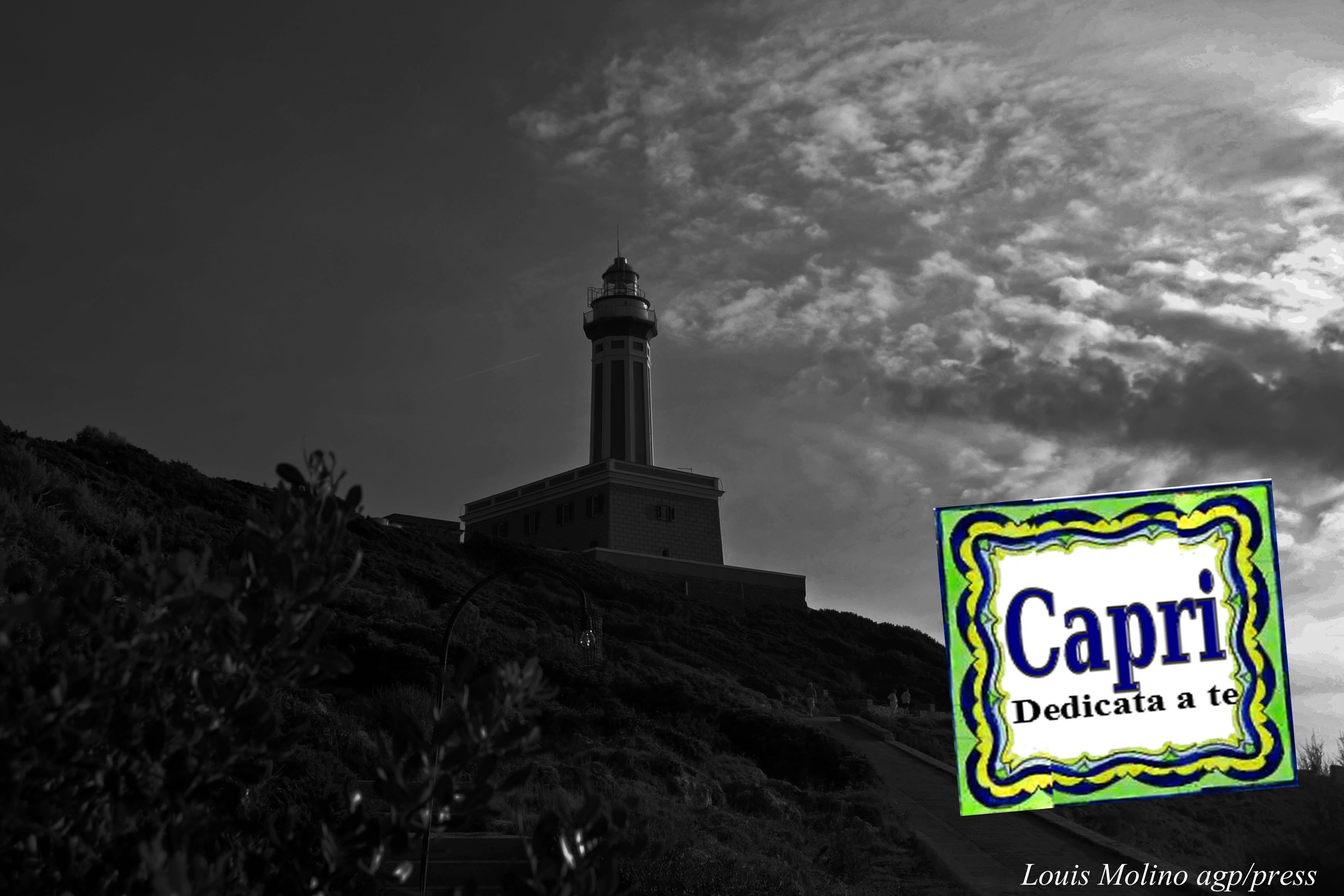 Le 3 foto di Capri più cliccate di Marzo 2014