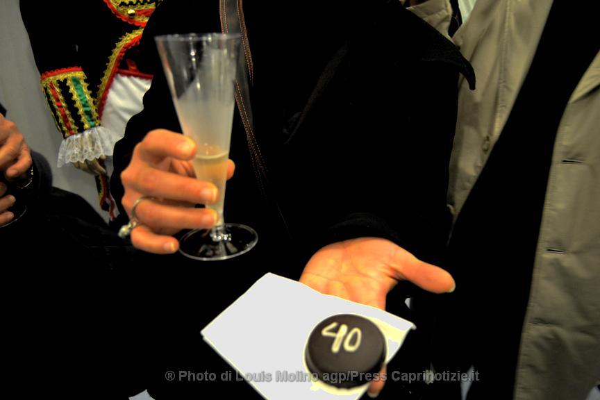 Teatro a Capri, la compagnia Arianis festeggia i 40 Anni di attività (Foto Story)