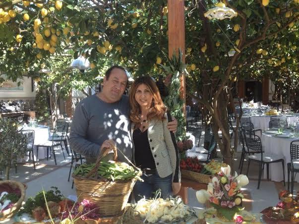 Capri in tv: Il ristorante da Paolino ospite a Uno Mattina Magazine (Video)