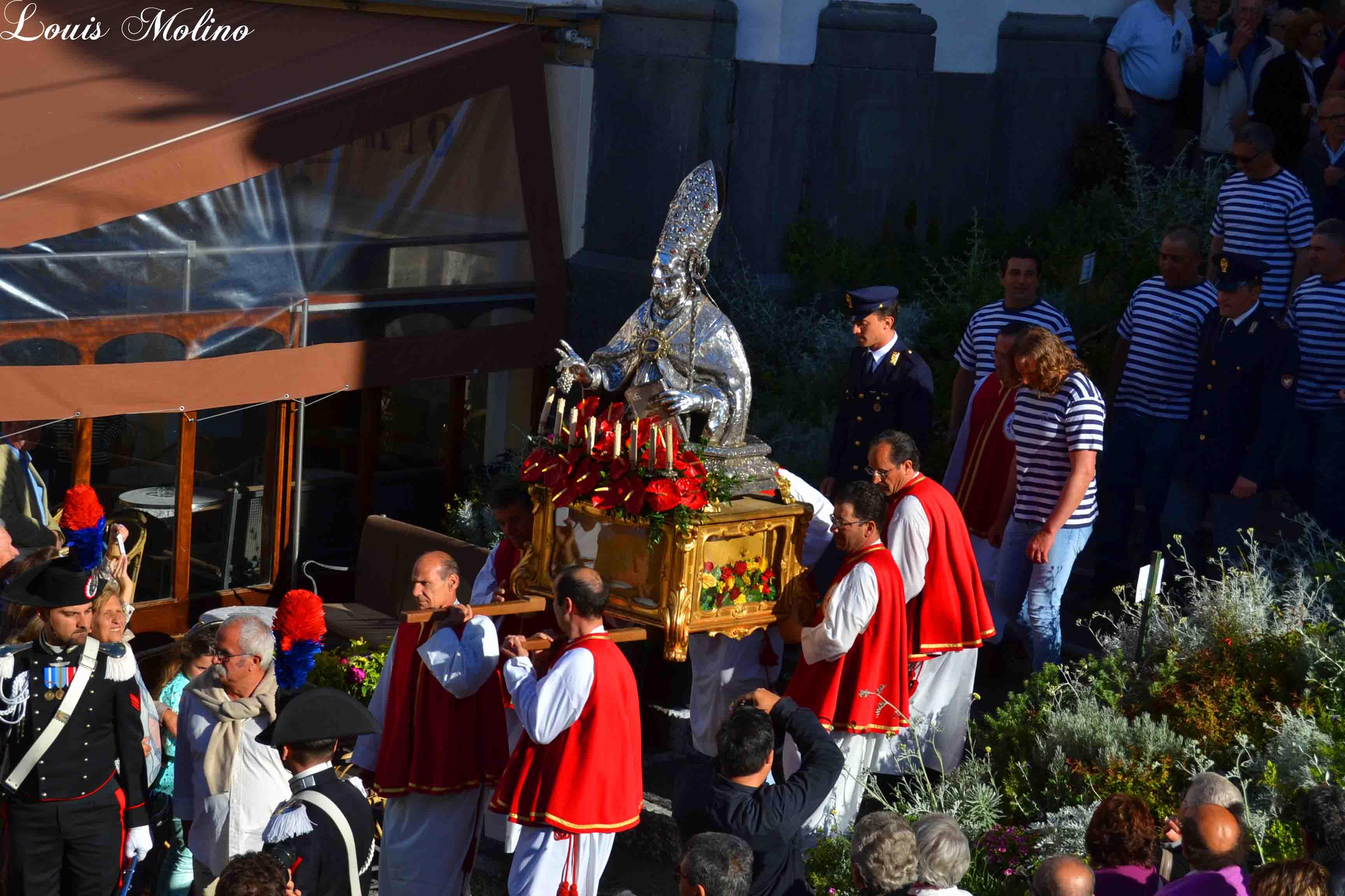 San Costanzo Patrono di Capri. Il programma  2019 delle Celebrazioni e dei Festeggiamenti