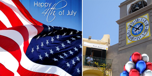 La festa degli Americani a Capri 2014 (Foto Story)