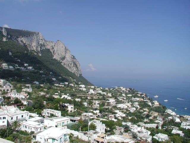 Meteo a Capri, da domani ritorna sole e caldo