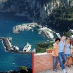 Il sindaco di New York a Capri: intervista del giornalista Giuseppe Catuogno