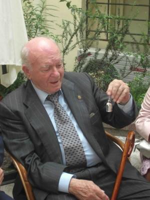 Commozione a Capri per la scomparsa del grande calciatore Alfredo di Stefano. Il Sindaco de Martino scrive alla famiglia