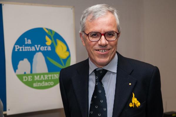 Evento Doce e Gabbana: il sindaco di Capri  De Martino ringrazia la Maison con una lettera