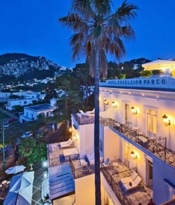 """Tavola rotonda sulla """"Capri Futurista"""" all' Hotel Exelsior Parco"""