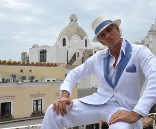 """Capri """"l'isola futurista"""" una settimana di grandi appuntamenti"""