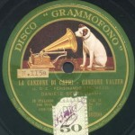 """""""La canzone di Capri"""" inedito brano del 1932 di Daniele Serra"""