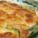 Parmigiana di zucchine e patate, ricetta da scaricare