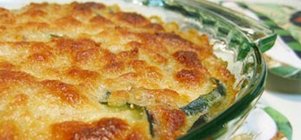 parmigiana zucchine patate