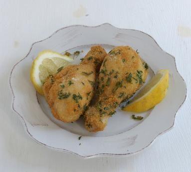 pollo al limoncello
