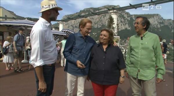 Capri in Tv: Sereno Variabile a Capri (Video completo della trasmissione)