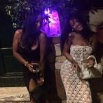 """Rihanna a Capri: Vacanza con amici, arrivo in mega yacht  e cena da """"Paolino"""" (video)"""