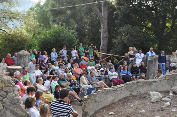 Fotogallery: Serata a Villa Jovis in occasione del bi millenario della morte di Augusto Imperatore