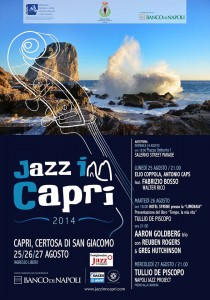 JAZZ IN CAPRI 2014