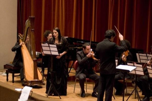 Certosa di in Musica: i concerti del chiostrino il mezzo soprano  Antonella Carpenito e Duilio Meucci
