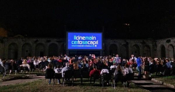 Cinema in Certosa: Grande successo per la serata di apertura