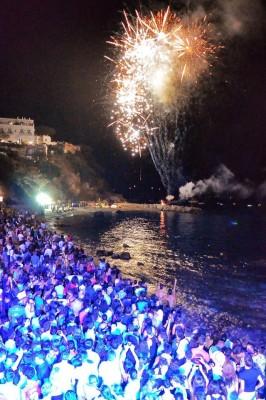 """Ferragosto a Capri: Tutta l'isola in spiaggia  con le """"Note del Mare 2014"""""""