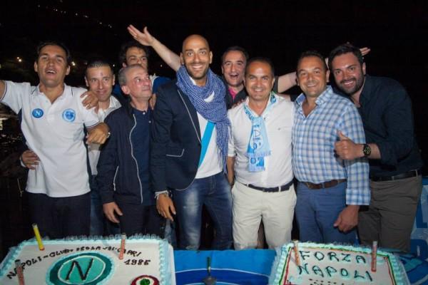 Club Napoli Corner: appuntamento giovedì 7 Agosto al Bar Grotta Azzurra di Anacapri