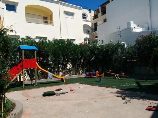 Volontariato a Capri: Domenica 31 Agosto l'inaugurazione dell'area giochi per bambini