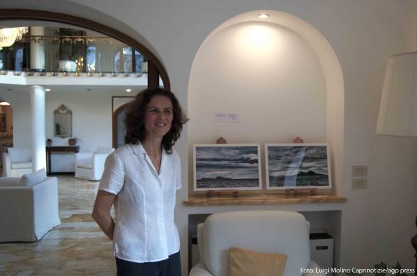 """Selene D'Alessio presenta """"Verso Capri"""" Cronaca in Immagini e Parole di un Viaggio di Ritorno all'Isola"""