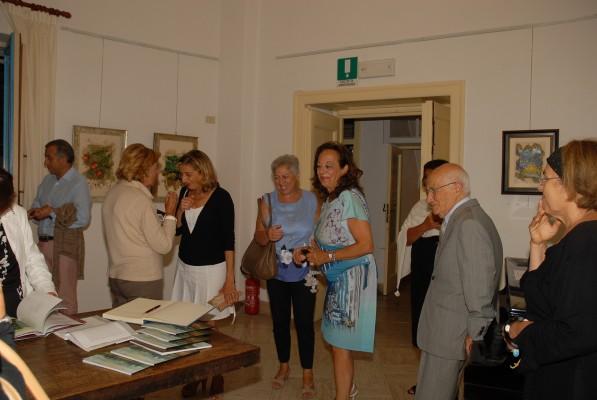 """Grande successo per la sesta edizione di """"Le Muse Arte Capri"""""""
