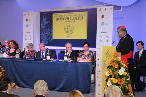 Premio Capri San Michele: Il programma della trentunesima edizione