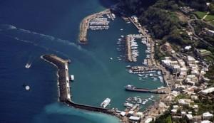 Il Comue di Capri accede ai fondi Regionali per il Finanziamento del progetto del Porto commerciale