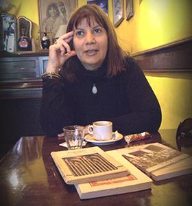 """Appuntamento con gli """"Incontri d'Autore""""  con la presentazione del libro Eva Perón, allieva di Nervo di Liliana Bellone."""