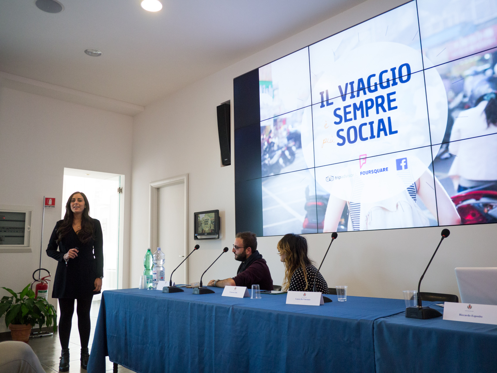 "Conferenza a Capri ""Come cambia il web marketing turistico"" (Video)"