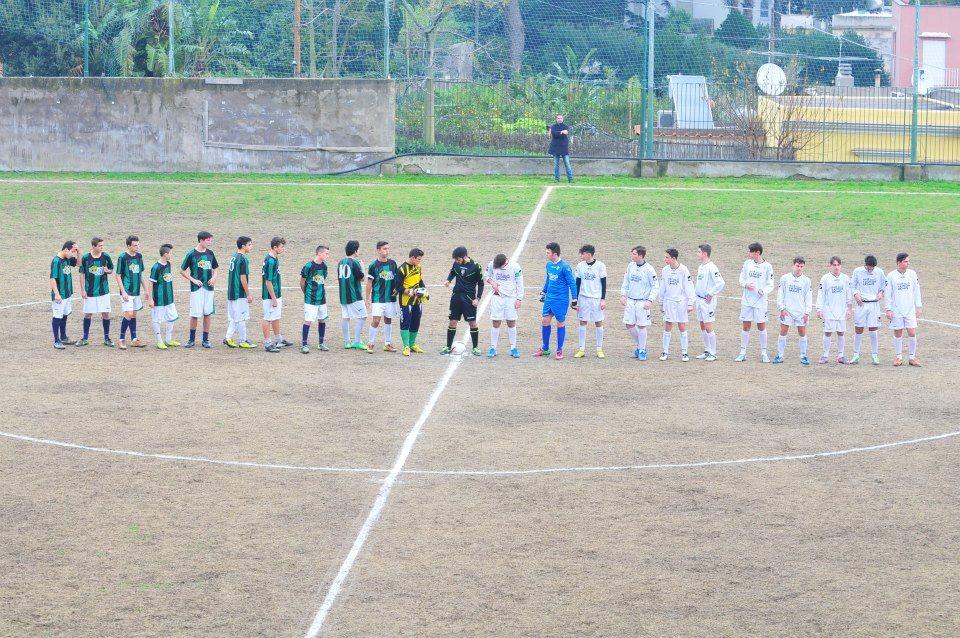 Calcio: I giovanissimi dell' Olimpia Capri vincono 3 a 1 contro il Centro Ester