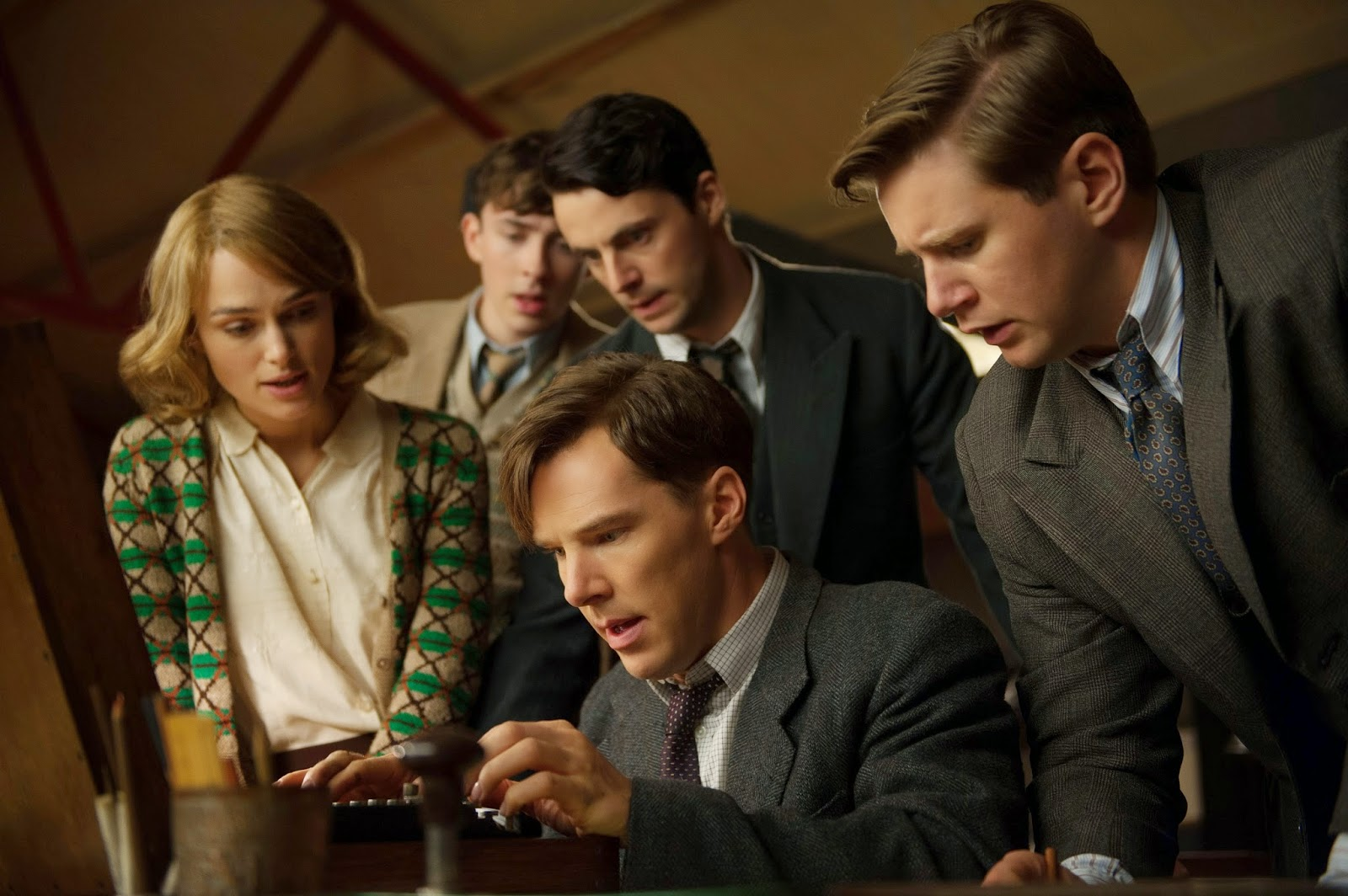 """The Imitation Game"" sarà il film che apre Capri-Hollywood 2014"