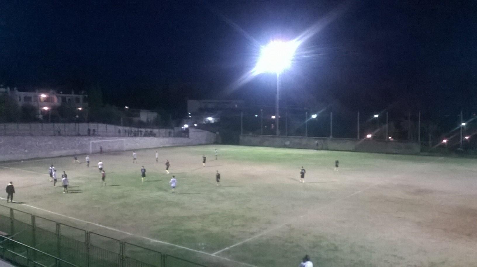 Calcio Juniores: L'Olimpia Capri raccoglie la prima vittoria del campionato 2-1 con il San Giorgio