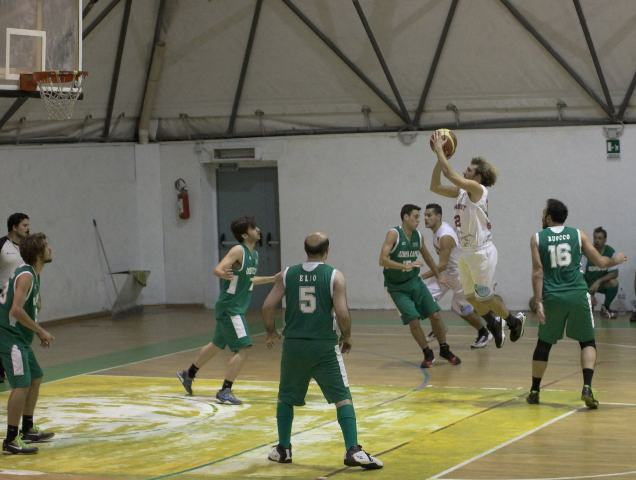 Basket: l' Olimpia Capri mette KO il Vesuvio al San Costanzo di Capri